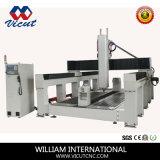 De hoge CNC van de Nauwkeurigheid Graveur van het Schuim van de Machine van de Gravure van het Schuim