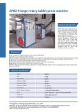 큰 300g High Pressure Tablet Compaction Machine