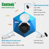 4 in 1 schwarzem Glas für Kamera der vorderer Deckel-Sicherheits-HD (KHA-BX40)