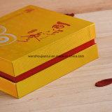 Soem kundenspezifischer Papierkasten/Geschenk-Kasten/runzelten verpackenden Papierkasten
