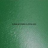 PVC 녹색 빛나는 편평한 컨베이어 벨트