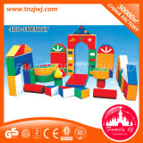2015 Best Sale Sponge Building Block Indoor Soft Play Item