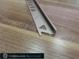 AluminiumProfiles L Shape Tile Edge Trim mit Champagne Color