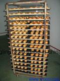 Backen-Maschinen-Nahrungsmittelmaschinerie-Nahrungsmittelbäckerei-Küche-Gerät des 16 Tellersegment-elektrisches Drehofen-(16/32/64 Tellersegment)