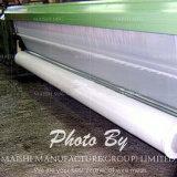 Branco 180 Malha de tela de seda de tela de malha poliéster