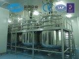 Mezcladora del detergente líquido de Jinzong, el tanque de Belnding, el tanque de mezcla