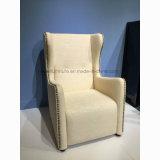 Cadeira de madeira do frame do hotel americano (HW-6505C)