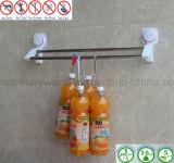 Barra dell'assorbente igienico della stanza da bagno della tazza di aspirazione di vuoto dell'aria con resistente