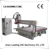 Ranurador del CNC de la carpintería del cambiador de herramienta automático Gx1325