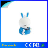 Le flash promotionnel d'USB de lapin de Mashimaro de cadeau du meilleur d'achat cadeau d'affaires conduit 128MB-128GB