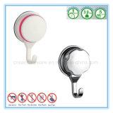 Badezimmer-Zubehör über Tür-hängendem Haken mit Absaugung-Cup