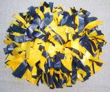 Cheerleading POM POM: Geel plastiek