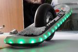 Één Elektrische Autoped Elektrische Hoverboard van het Saldo van het Wiel Elektrische Zelf