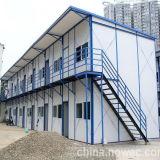 中国Wiskindの高品質の緑色航法燈の鋼鉄プレハブのホーム