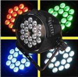 Indicatore luminoso di PARITÀ di illuminazione 18PCS 10W 4 in-1 LED di qualità migliore