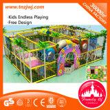 De Ce Goedgekeurde Apparatuur van de Speelplaats van het Labyrint van Jonge geitjes Zachte Binnen