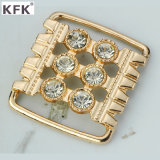 Toebehoren van de Keten van de manier de Gouden met Diamant in Centraal voor Zak