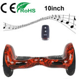 10inch Self Balancing Electric Scooter con Ce&RoHS