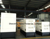 50kVA 40kw Reserveleistungs-BRITISCHER Motor-Dieselgenerator-Set