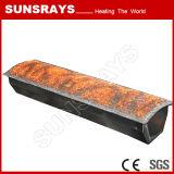 De infrarode Brander van de Vezel van het Metaal van de Verwarmer van LPG