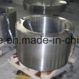 Изготовление OEM подвергая части механической обработке Accembly большого размера/огромного цилиндра стальные