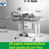 Máquina de coser automatizada del solo de la aguja modelo eléctrico automático del punto de cadeneta