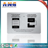 Anti-Theft Wallet Carte de crédit Protector RFID Blocking Sleeve Cards