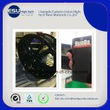 Venta caliente Negro Ral satén 9005 híbrido de epoxi poliéster en polvo capa de pintura