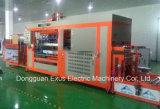 Máquina de formación plástica automática de la alta calidad superior de la marca de fábrica para la fabricación de empaquetado disponible de la bandeja