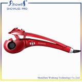 Onda profissional de ondulação do navio do encrespador de cabelo da máquina do cabelo Steaming barato do equipamento das ferramentas do salão de beleza do cabelo automática