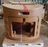 Bastidor de arena modificado para requisitos particulares, bastidor del hierro gris, contrapeso para el alimentador