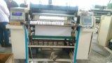 Máquina de alta velocidad de la cortadora el rebobinar del rodillo del papel de caja registradora