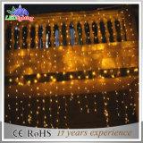 Luces de interior/al aire libre de la cortina del adorno LED de la Navidad de la ventana de la decoración