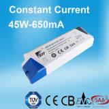 45W 650mA konstante Stromversorgung des Bargeld-LED mit CB Cer