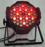 54PCS RGB LED Front Light Cast Aluminum PAR Light