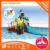 広州の大きい屋外水公園装置のスライド