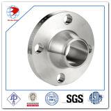 """3 """" borde inoxidable de Sch 120 316L ASME B16.5 Wn para la conexión de tubo"""