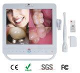 Md-1500W drahtlose zahnmedizinische orale Intrakamera mit 15 Zoll-weißem Monitor-System
