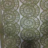 2016 tessuti così caldi del merletto del cavo del cotone di modo di vendite (6460)