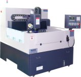 Singola perforazione di vetro di CNC Horizental dell'asse di rotazione e fresatrice (RCG860S)
