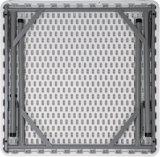 86cmの屋外の正方形表(YCZ-86)