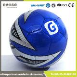 Futebol costurado máquina do fósforo do cromo do PVC