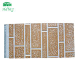 Board liso Style Decorative Facade Panel para Steel Structure Villa