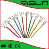 El mejor cable de la red del CCA Cat5e UTP del precio con la envoltura colorida