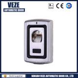 Контроль допуска фингерпринта RFID двери Veze автоматический