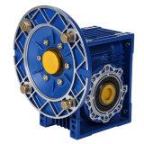 Gusano del engranaje de transmisión de la caja de engranajes de la aleación de aluminio de Nmrv