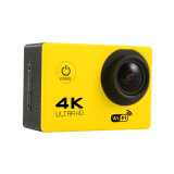 Камера действия спорта камеры 4k 15fps 30m спорта типа героя 4 Gopro водоустойчивая