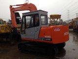 Japon-Faire la Facile-Réparation 7000kg Hydraulique-Transforment la mini excavatrice utilisée de chenille de Hitachi Ex60