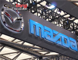ABS Chrom-LED geleuchtetes Selbstfirmenzeichen-Auto-Marken-Zeichen
