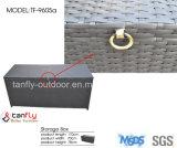 Коробка хранения валика ротанга алюминиевой рамки регулируемая водоустойчивая напольная